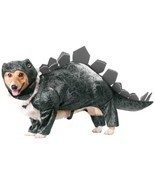 Animal Planet PET20105 Stegosaurus Dog Costume, Small  - $45.68