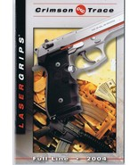 ORIGINAL Vintage 2004 Crimson Trace Lasergrips Catalog - $19.79