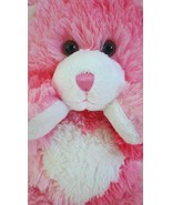 """Build A Bear Teddy Pink w/ Magnetic Hands/Face Plush Stuffed Animal 16"""" ... - $13.80"""
