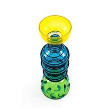 Memphis Milano Sophisticated Alioth Vase Ettore Sottsass Multicolour Siz... - $3,656.90
