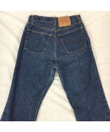 Vintage USA Levis 501 Womens Jeans Mom High Waist Button Fly Actual Size... - $114.81