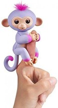 Fingerlings - Interactive Baby Monkey - Two Tone - Sydney LR44 AG13 - $13.81