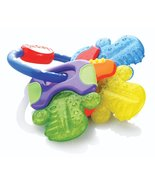 Nuby Ice Gel Teether Keys 1 pack Multi Color - $17.99