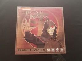NIB Nickelodeon The Legend Of Korra Pro Boarding Arena Amons Invasion 14... - $25.14
