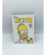 The Simpsons Movie (DVD, 2009, Widescreen) - $4.99