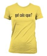 got calc-spar -  Ladies' Junior's Cut T-Shirt - $24.97