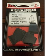 Prime-Line Products PL 7921 Spline Channel Pull Tabs Qty 6 - new - $4.21