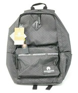 Weatherproof Terrain Black/White Daypack Backpack NWT - $37.13