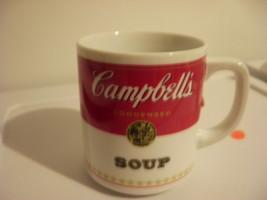 Corning Campbells Soup Cup Mug  - $7.66