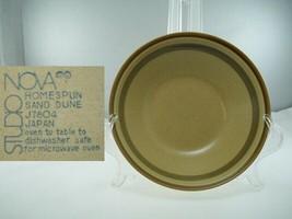 Studio Nova Homespun Sand Dune J7804 Cereal Bowl - $12.86