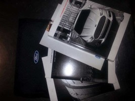 Owners Manual OEM With Case For 2016 Ford Fusion 813009 - $41.78