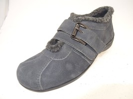 Easy Spirit Women's Ivanbella Athletic Sneakers Flint Grey Suede Size 6.... - €13,22 EUR