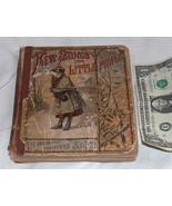 1881 Neuf Chansons pour Little People Livre de Mary E Anderson Charles T... - $11.39