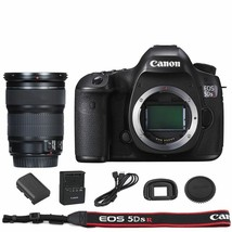 Canon Eos 5DSR / 5DS R Dslr Camera Body With Ef 24-105mm f/3.5-5.6 Is Stm Lens - $2,120.12