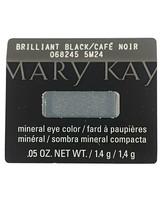 Mary Kay Brilliant Black Eye Shadow Retired - $6.79