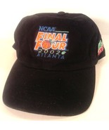 NCAA FINAL FOUR 2002 ATLANTA MOUNTAIN DEW HAT CAP BLUE COTTON FREE SHIPP... - $9.99