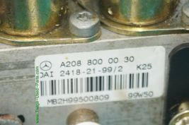 Mercedes W208 CLK320 CLK 430 Convertible Top Hydraulic Pump Motor A2088001048 image 6