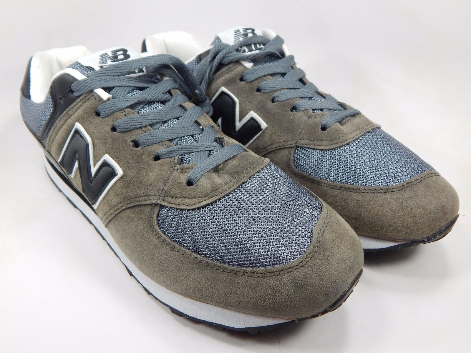 New Balance 574 Classic Men's Running Shoes Size US 10 M (D) EU 45 Gray