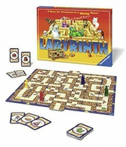 Ravensburger Labyrinth Family Board Game for Kids & Adults - $34.73