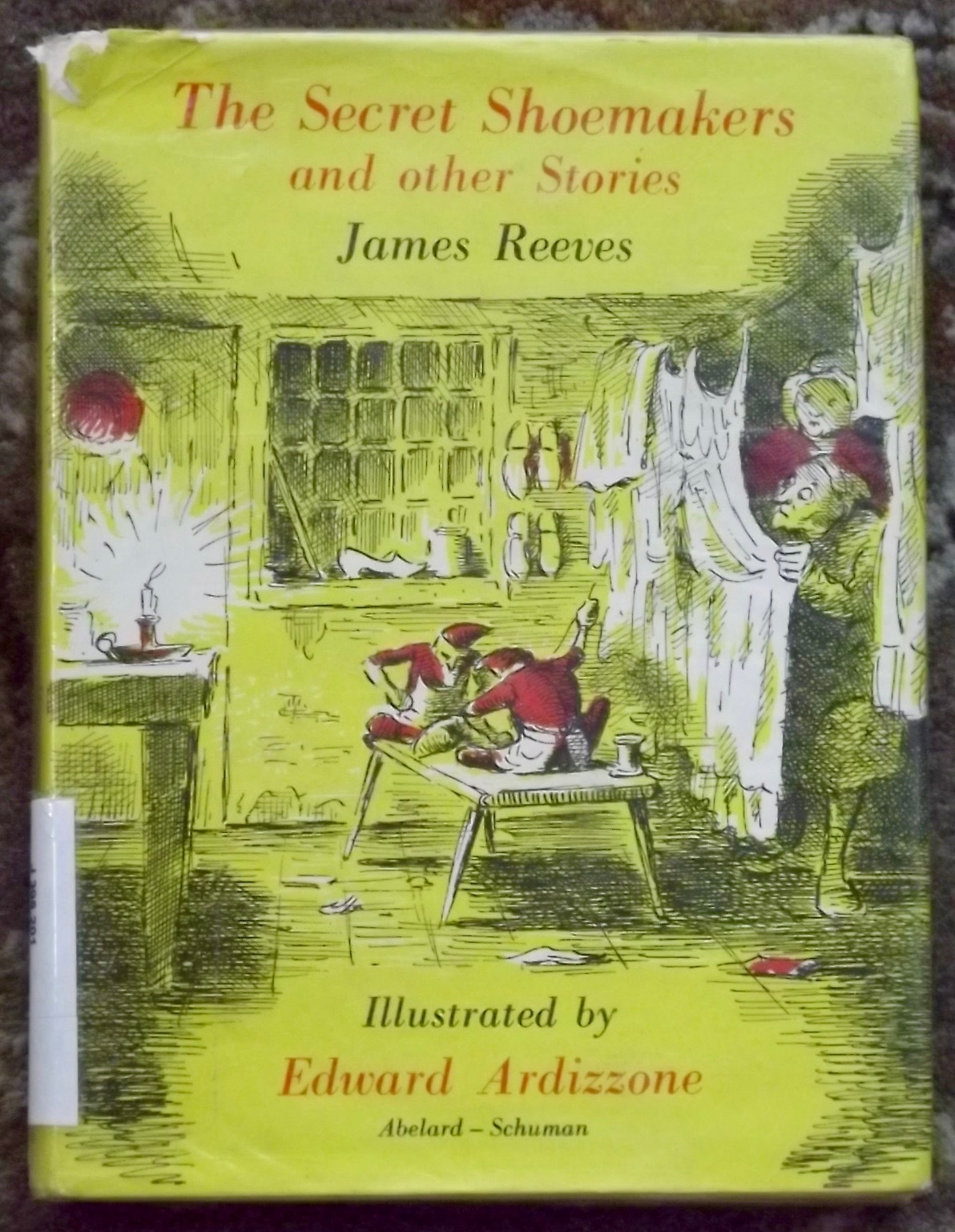 Primary image for The Secret Shoemakers and other Stories by James Reeves and Edward Ardizzone