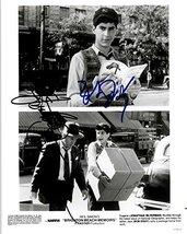 "Jonathan Silverman & Bob Dishy Signed Autographed ""Brighton Beach Memoir... - $44.54"