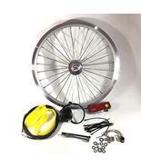 Brompton SP SV-8 hub Dynamo kit - Including Front Wheel - $256.49