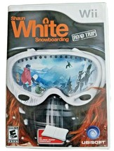Nintendo Wii Shaun White Snowboarding: Road Trip. Manual & Case Included. - $2.95