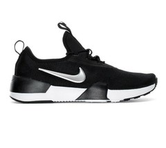 Nike Ashin Modern (GS) Black/Metallic Silver/White Kids Running Shoes AO... - $59.95