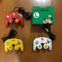 JAPAN Very Rare Game Cube CLUB NINTENDO GC Limited Wario Controller Wii F/S - $574.20