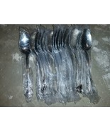 """6qty WALLACE CONTINENTAL CAMDEN Stainless 18/10 Place Soup Spoon 7-1/2"""" - $24.99"""