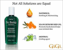 GiGi No Bump Skin Smoothing Topical Solution for after shaving, waxing or laser  image 6
