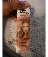 Clairol Color Crave Temporary Hair Color Makeup, Shimmering Copper - $4.95