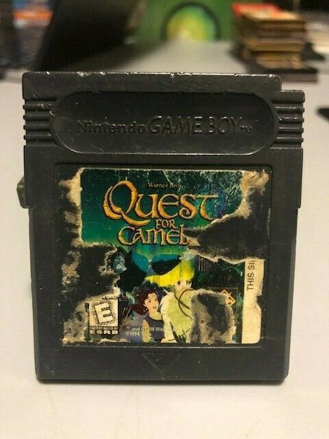 Primary image for Quest for Camelot (Nintendo Game Boy Color, 1998)