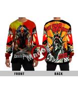 Five Finger Death Punch Thrash Metal All Over Print Long Sleeve T-Shirt - $57.99+