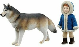 *Ania AS-26 wolf with boy - $7.76