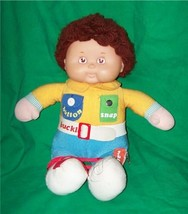 VTG 1970s GERBER DOLL TOY ATLANTA NOVELTY EARLY LEARNING BUTTON SNAP TIE... - $145.00