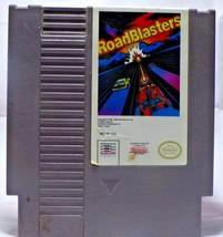 RoadBlasters (Nintendo Entertainment System, NES 1990) Cartridge Only Authentic - $9.81