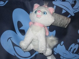 MARIE Disney Soft Plush Doll. Brand New. Approximately 7 inches tall. - $13.85