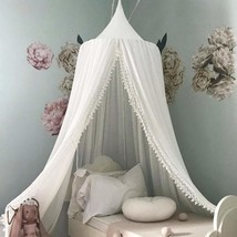 Princess Dome Bed Canopy Mosquito Net Kids Play Tent Hanging House Decor... - $70.18+