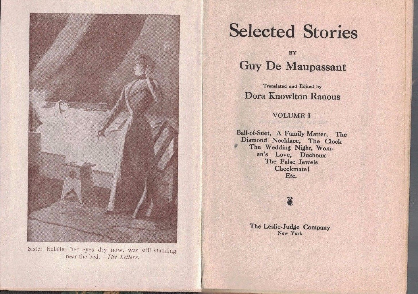 guy de maupassants story the diamond necklace essay Guy de maupassant's the necklace april 2, 2018 admin articles 0 this story is not only extremely ironic but it also has so much depth and symbolism involved.