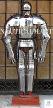 NauticalMart Gothic Medieval Knight Full Suit Of Armor Wearable Costume - $999.00