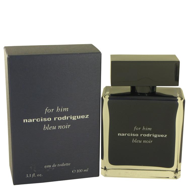 Narciso rodriguez bleu noir 3.4 oz cologne