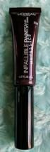 L'OREAL Infallible Paints Metallics Lips 334 SMOLDERING ECLIPSE - $2.50