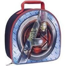 Marvel Avengers Lunch Box with bonus Iron Man Decal - $24.99