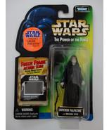 1997 Star Wars POTF Emperor Palpatine Freeze Frame Action Slide Action F... - $15.00