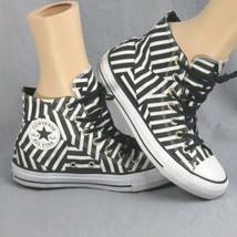 Converse Tout Étoile Chuck Tailleur Géométrique Rayé Échantillon Shoes H... - $54.77