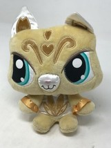 Littlest Pet Shop LPS Sassiest Kitty Cat Plush Big Eye FREE SHIPPING - $8.38