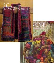 Spin-off magazine spring 2003: coiled sweater, cat basket, sushi spindles + - $16.20