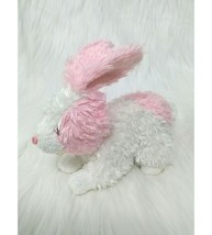 "6"" Ty Beanie Babies Sorbet Bunny Rabbit Easter Plush Pink White Girl  B57 - $12.99"