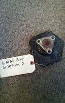FW107 2001 SATURN S-SERIES 1.9 ENGINE COOLANT WATER PUMP